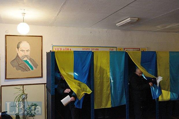 Голосування в Менській колонії