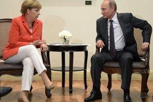 Путин и Меркель готовят тайное соглашение по Украине