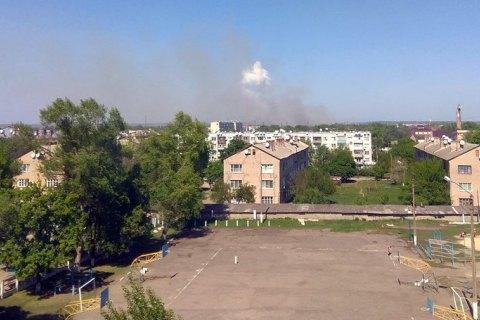 Пожежу на арсеналі в Балаклії локалізовано