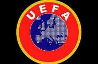 УЕФА открыл дисциплинарное дело в отношении сборной Украины