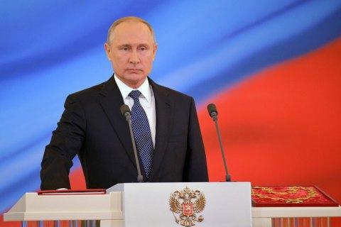 Путин раскрыл год своего ухода споста президента РФ