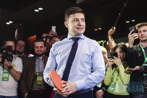 Зеленський заявив, що не буде об'єднуватися з Тимошенко