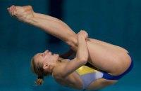 Українка Федорова здобула медаль на ЧЄ зі стрибків у воду
