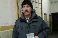 Доброволець Церцвадзе подав прохання про отримання статусу біженця