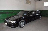 В Одесском облсовете обнаружился раритетный президентский лимузин