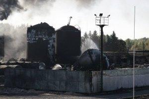 Сім'ям загиблих під час пожежі на нафтобазі виплатять 200 тис. гривень