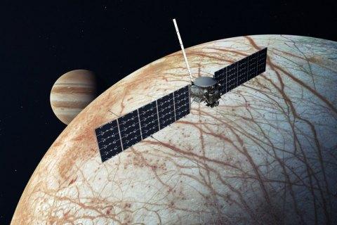NASA вибрало ракету Маска для запуску міжпланетної станції, яка буде вивчати супутник Юпітера