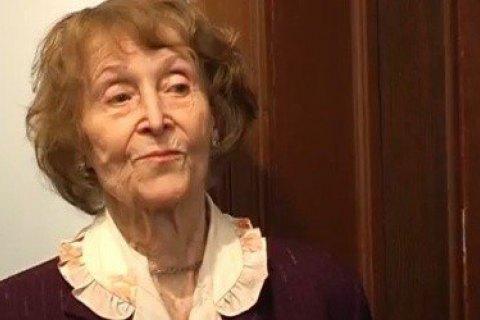 Умерла археолог Лариса Крушельницкая