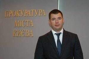 Прокурор Киева потребовал от мэра освобождения Майдана