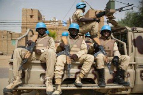 В Мали погибли трое миротворцев ООН
