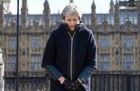 Мей побоюється, що Brexit може не відбутися