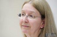 Супрун попросила у Илона Маска аппараты ИВЛ для Украины