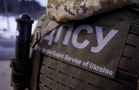 Прикордонники зі стріляниною затримали браконьєра в Київській області