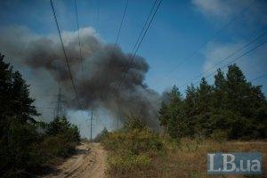 За прошедшие сутки террористы ранили троих украинских солдат