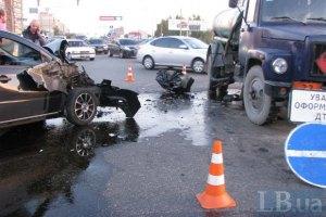 Прокурори підтвердили смерть своїх співробітників у ДТП в Києві
