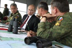 РФ віддасть Україні військову техніку з частин, які не присягнули Москві