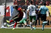 Бельгія розгромила Ірландію на Євро-2016