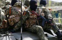 Боевики 54 раза обстреляли позиции военных в зоне АТО