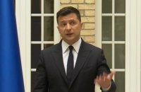 Зеленський обговорив з очільником МЗС Грузії взаємодію на шляху євроінтеграції