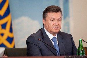 Янукович велів внести законопроект про гарантії безпеки суддів