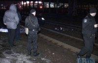 Ночью в Киеве поезд переехал насмерть 30-летнего мужчину
