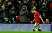 """Гравець """"Манчестер Юнайтед"""" отримав найшвидшу жовту картку в історії Англійської прем'єр-ліги"""