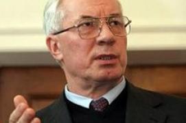 Азаров: перетасовывать министров будет Янукович, а не Левочкин