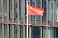 Над будівлею муніципалітету невідомі повісили прапор СРСР