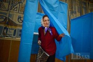 На виборах до Київради на Печерську лідирують Шлапак, Терентьєв і Доброскок
