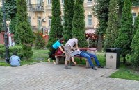 В Киеве у Золотых ворот зарезали мужчину (обновлено)