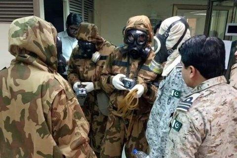 У результаті витоку токсичного газу в Пакистані загинули 14 осіб