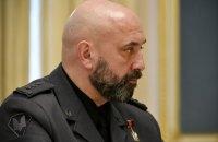 Президент уволил заместителя секретаря СНБО Кривоноса