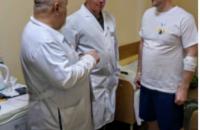 Состояние здоровья освобожденных украинских моряков удовлетворительное, - Минобороны