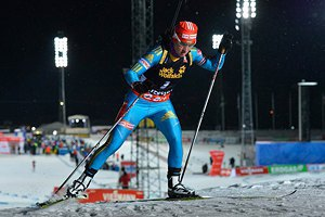 Біатлон. Валя Семеренко вигризла медаль у гонці переслідування