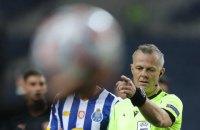 УЕФА косвенно признал правильность назначения пенальти в матче Англия - Дания, назначив на финал судью того поединка