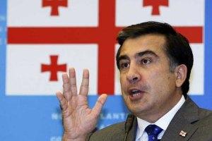 Саакашвили признал, что его партия оказалась в серьезном нокдауне