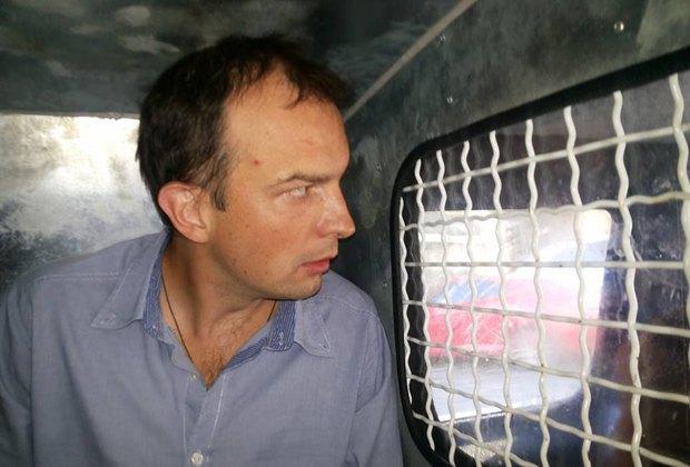 Затриманий Єгор Соболєв