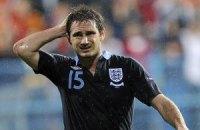 Лэмпард попрощается с Англией в матче против Коста-Рики