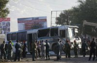В Афганистане при нападении боевиков на автобус погибли 13 человек