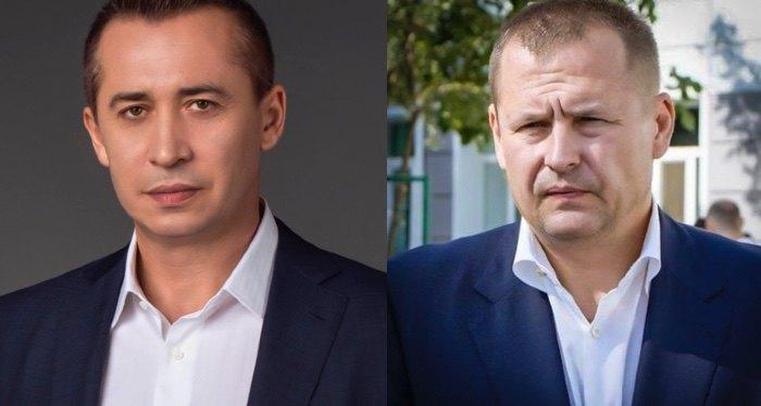 Загід Краснов і Борис Філатов