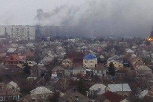 По Маріуполю стріляли з боку населених пунктів Саханка і Заїченко