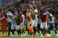 """Бос """"Севільї"""" заплатить іспанським фанам понад мільйон євро за поїздку до Варшави"""