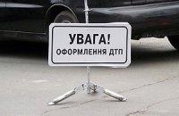 В Сумской области столкнулись два автомобиля, пять человек погибли