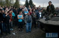 """Стрельба в """"родовом поместье"""" Пшонки была вызвана неразберихой среди украинских военных"""