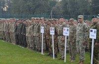 Генштаб ВСУ анонсировал самые масштабные в Украине международные военные учения