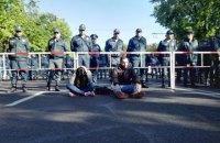 Опозиція заблокувала дороги в Єревані