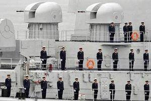 Китай проведет военные учения в Тихом океане