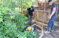 На западе Украины вследствие непогоды остаются подтопленными 11 населенных пунктов