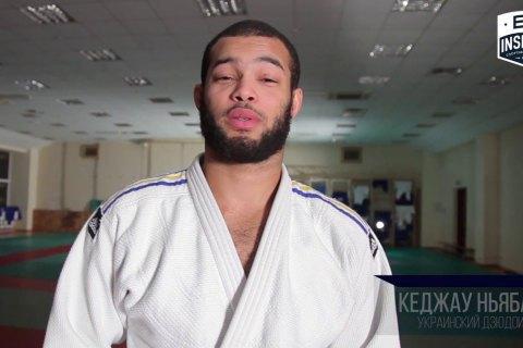 Украинского дзюдоиста дисквалифицировали на Олимпиаде-2020 во время схватки