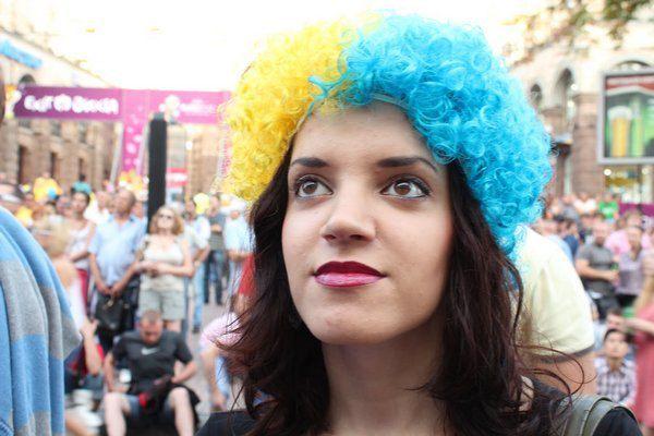Галина Шрам: Євро – унікальна для України подія